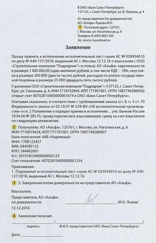 Взыскание по исполнительному листу через судебных приставов депозитный счет подразделения судебных приставов