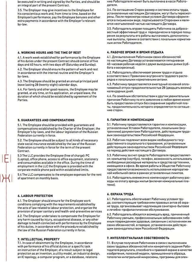 Требования к трудовому договору для вкс срочный трудовой договор с пенсионером образец